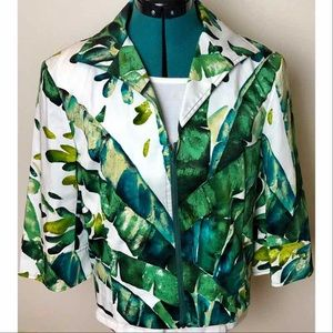 Watercolor Jacket